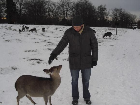 Bambi and Mike Christmas 2010